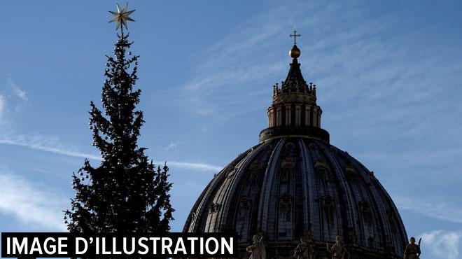 Une première au Vatican: un homme écope d'une peine de prison pour blanchiment d'argent