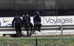 Londres juge le nombre de traversées de la Manche par des migrants profondément inquiétant
