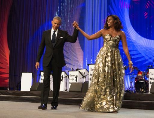 Michelle Obama ravit à Hillary Clinton le titre de femme la plus admirée aux Etats-Unis