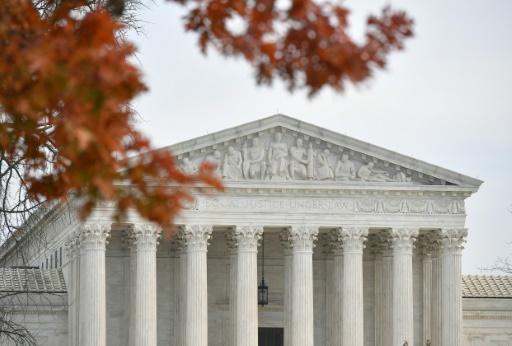 USA: l'administration défend devant la Cour suprême une croix géante