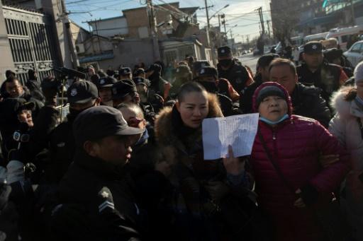 Chine: la femme d'un avocat en procès refoulée d'un tribunal