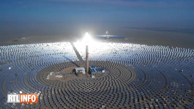 En pleine DÉMESURE: découvrez le nouveau projet solaire de la Chine