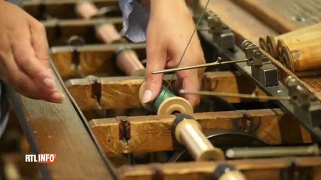 Une machine inventée par de Vinci fonctionne toujours à Florence