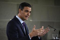 Madrid va adopter des mesures d'urgence dans la perspective d'un divorce sans accord
