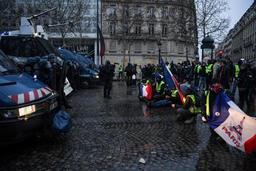 Sécurité accrue à Paris pour la Saint-Sylvestre