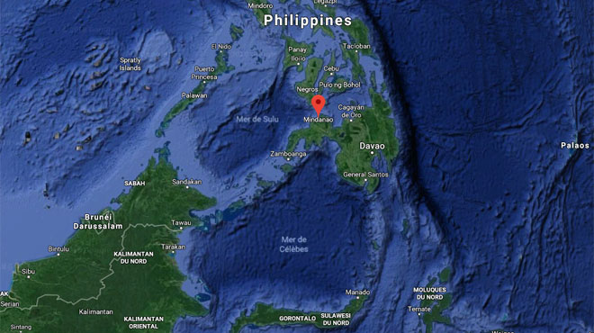 Alerte au tsunami aux Philippines après un tremblement de terre: des