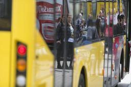 100.000 euros pour réimmatriculer les bus TEC