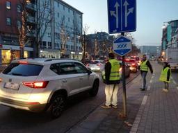 Les manifestants en gilet jaune ne pourront plus bloquer les frontières en Hainaut