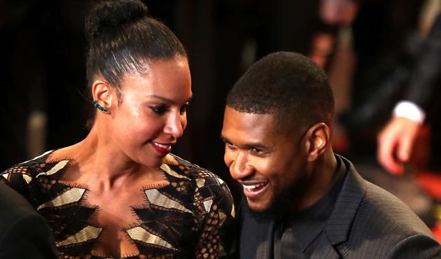 People: Officiel! Usher et son épouse Grace Miguel divorcent