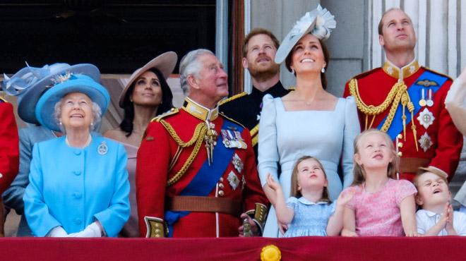 Mariage de Meghan et Harry, naissance du prince Louis... la rétro 2018 de la famille royale britannique