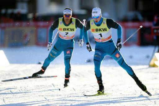 Tour de ski: podium pour Jouve et Chavanat