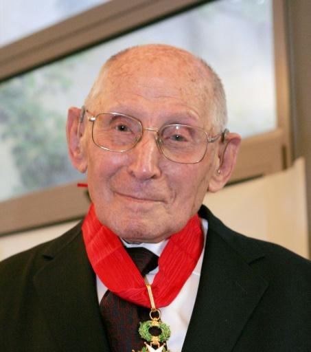 Décès du grand résistant juif Georges Loinger
