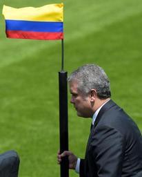 Colombie: le gouvernement évoque de possibles projets d'attentat contre le président