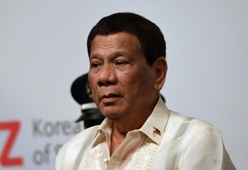 Le président philippin raconte avoir agressé sexuellement sa domestique