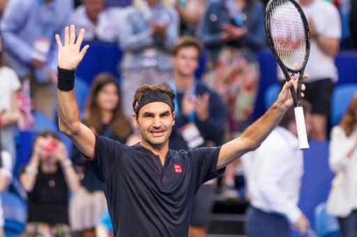 Hopman Cup: Federer pressé, l'Allemagne au rendez-vous