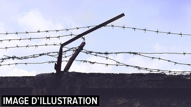 France: un détenu s'évade de prison malgré les tirs d'un surveillant