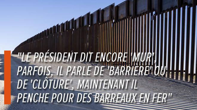 Quel est ce mur dont parle tant Donald Trump?