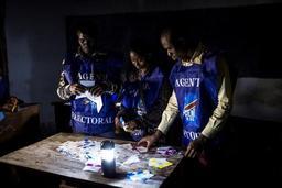 Elections en RDC - L'heure est au délicat comptage des voix