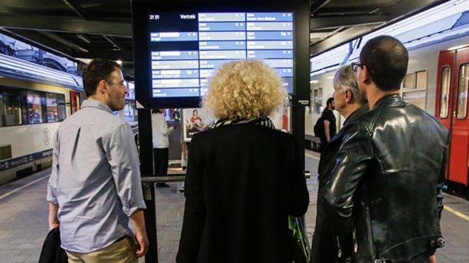 Les déplacements en train augmentent en Belgique: voici pourquoi