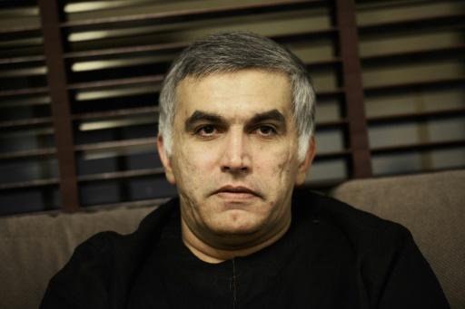 Peine de cinq ans de prison confirmée pour l'opposant bahreini Nabil Rajab
