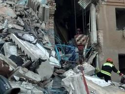 Russie: au moins 3 morts dans une explosion due au gaz dans un immeuble résidentiel