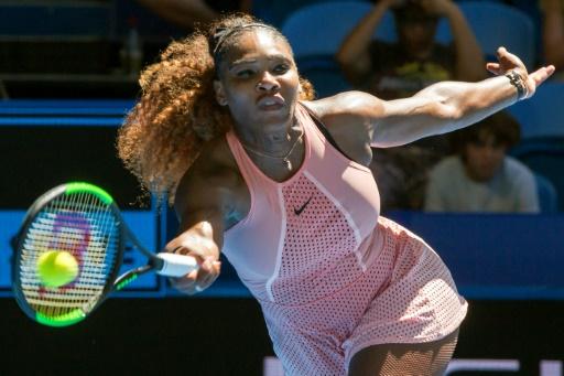Hopman Cup: retour réussi pour Serena Williams