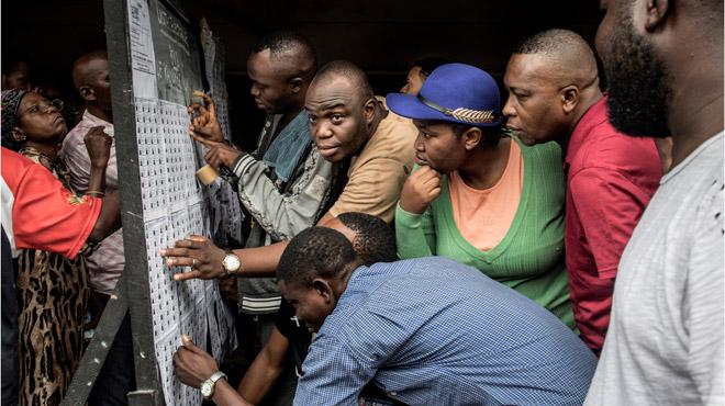 Elections en RDC: l'accès à internet coupé par le gouvernement pour