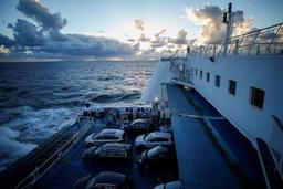 La Grande-Bretagne signe un contrat avec une compagnie de ferry... sans bateaux