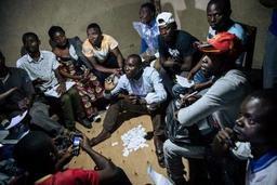 Elections en RDC - Dépouillement du vote-défi symbolique à Beni, en RDC