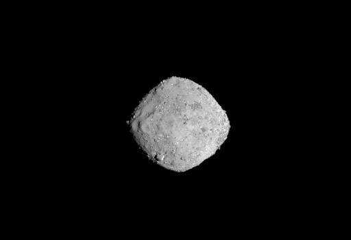 La Nasa place une sonde en orbite autour d'un astéroïde