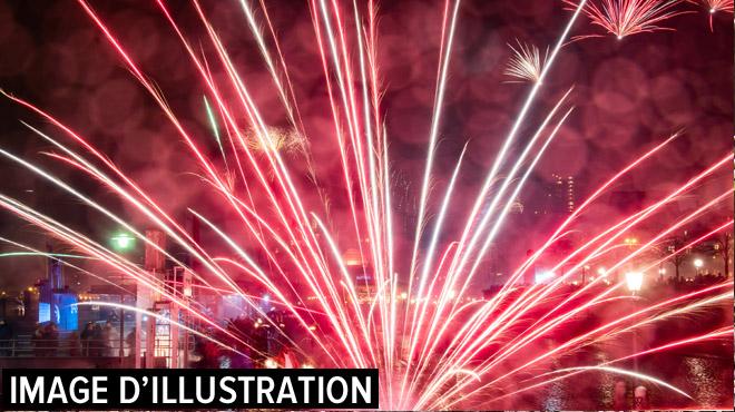Un adolescent autrichien décède la nuit du Nouvel An à cause d'un feu d'artifice