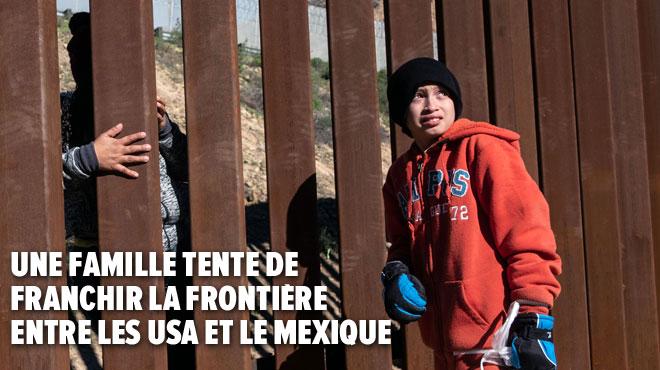 Pourquoi des migrants sud-américains prennent leurs enfants avec eux pour le dangereux voyage vers les USA? Voici les raisons évoquées