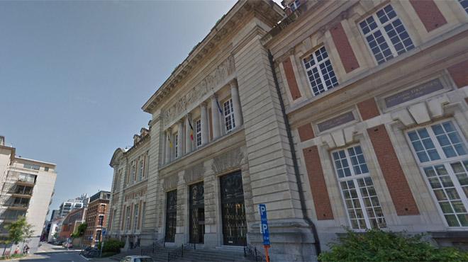 Une enveloppe suspecte avec de la poudre au palais de justice de Louvain