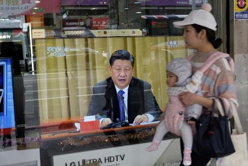 Xi Jinping intransigeant face à Taïwan, vouée à la