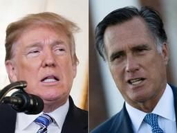 Mitt Romney exprime ses doutes sur la stature de Donald Trump