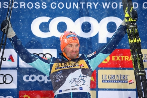 Tour de ski: Iversen s'impose sur 15 km mass start