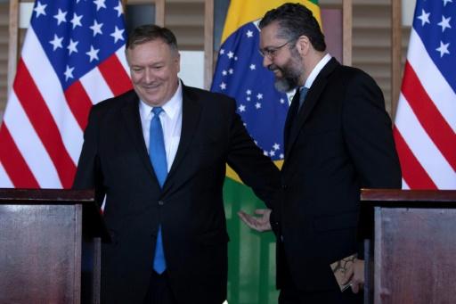 Le Brésil de Bolsonaro et les Etats-Unis pour une relation