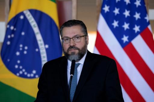 Brésil: le nouveau chef de la diplomatie veut