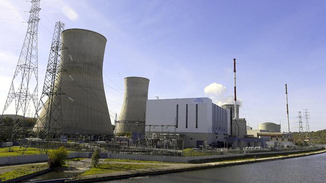 En 2018, les centrales nucléaires belges ont tourné en moyenne... un jour sur deux