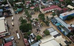 Le bilan de la tempête Usman aux Philippines grimpe à 122 morts