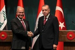 Ankara et Bagdad promettent de renforcer leur coopération contre le terrorisme