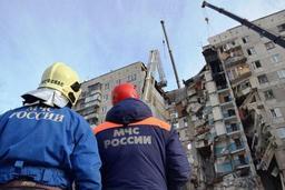 Bilan de 39 morts dans l'effondrement d'un immeuble en Russie