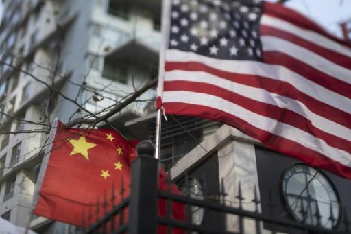 Commerce: Pékin confirme une visite des négociateurs américains lundi