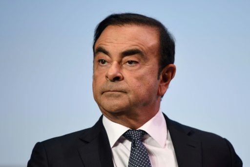 Japon: Ghosn réclame une comparution pour clarifier son motif de détention