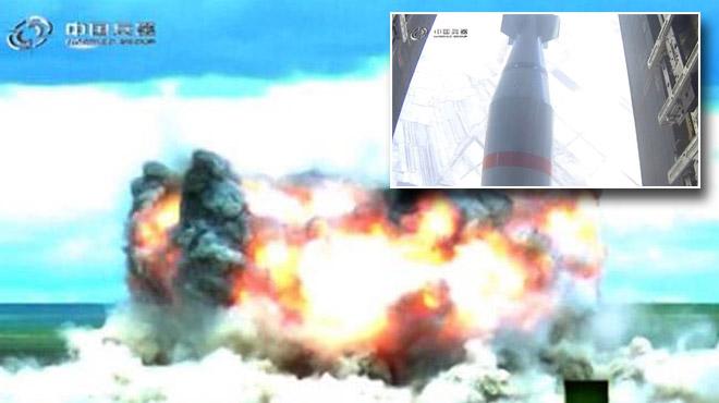 Après les Etats-Unis, la Chine largue sa méga-bombe