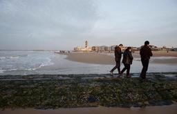 550.000 touristes d'un jour pendant les vacances de Noël à la Côte