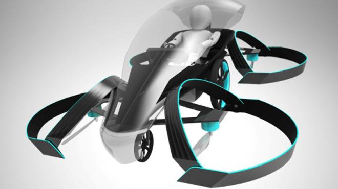 Les voitures volantes, futur de la mobilité? Plusieurs entreprises y croient dur comme fer