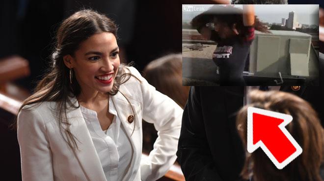 Ce clip sur la benjamine du Congrès américain voulait la moquer: il produit l'effet contraire (vidéo)