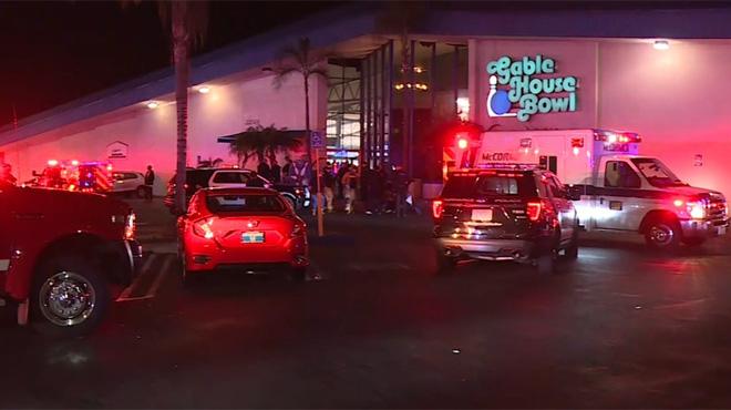 Une fusillade près de Los Angeles fait trois morts selon la police