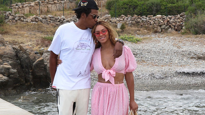 Beyoncé et Jay-Z se sont remariés: découvrez le premier cliché de cette cérémonie ultra secrète